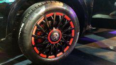 Fiat 500 cabrio: lo speciale cerchio in lega della 555 RR by Garage Italia Custom