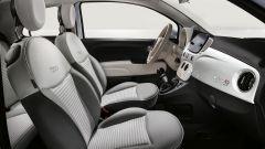 Fiat 500 Collezione: gli interni