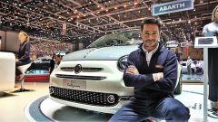 Fiat 500 Collezione in video dal Salone di Ginevra 2018