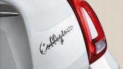 Fiat 500 Collezione: la mostrina del modello