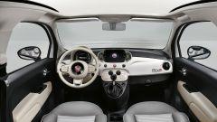Fiat 500 Collezione: la plancia