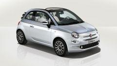 Fiat 500 Collezione: vista 3/4 anteriore