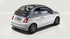 Fiat 500 Collezione: vista 3/4 posteriore