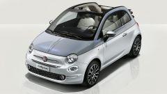 Fiat 500 Collezione: vista dall'alto