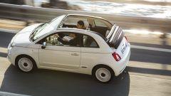 Fiat 500 Dolcevita, anche Cabrio