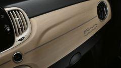 Fiat 500 Dolcevita, il cruscotto