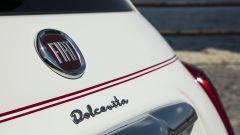 Fiat 500 Dolcevita, il posteriore