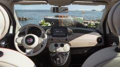 Fiat 500 Dolcevita, l'abitacolo