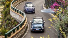 Fiat 500 e 500X Yachting: in carovana per le strade di Capri