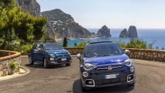Fiat 500 e 500X Yachting: lo spot