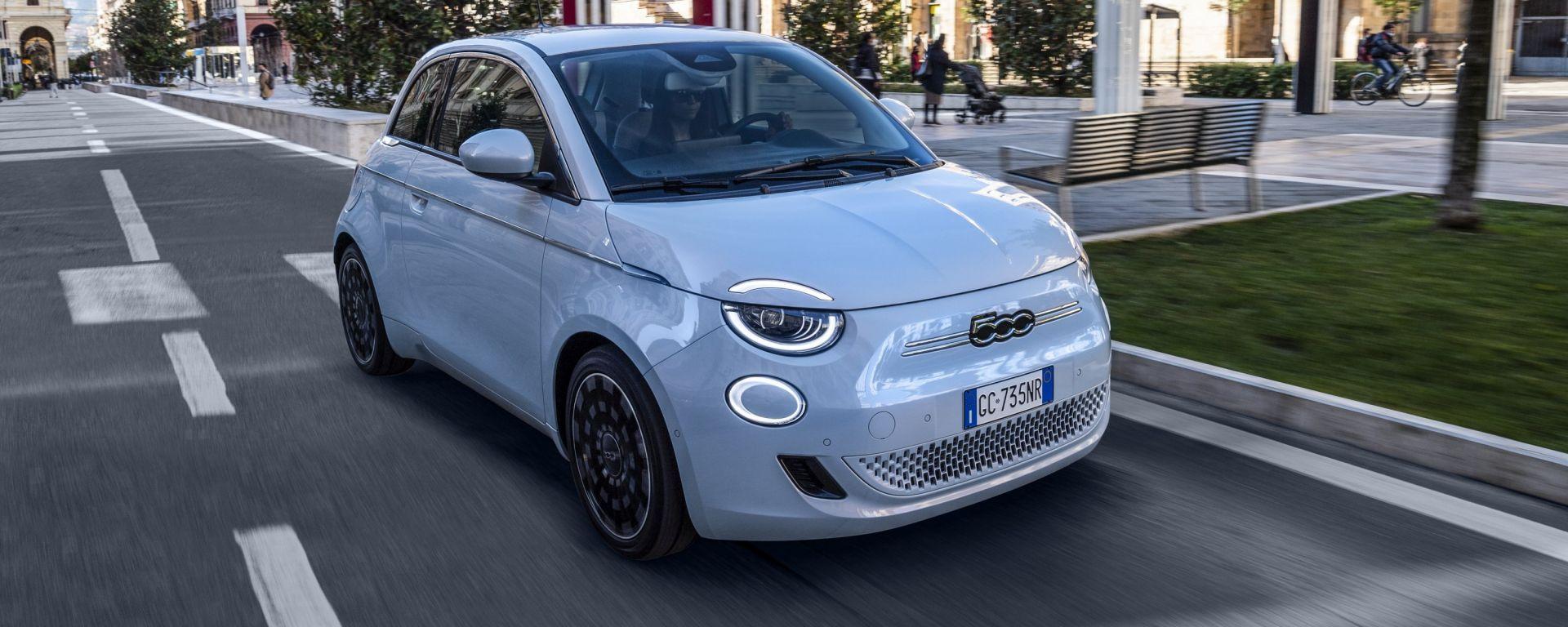 Fiat 500 e Alexa, arriva la skill per la piccola elettrica torinese