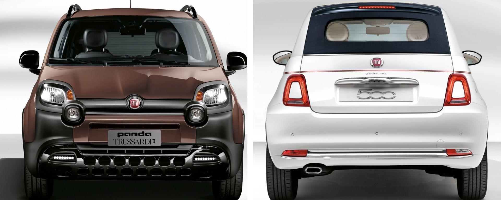 Fiat 500 e Fiat Panda, niente eredi?