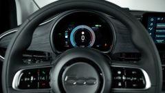 Fiat 500 e: il cruscotto digitale
