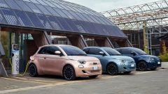 Fiat Nuova 500 elettrica: la BEV più venduta nei primi tre mesi del 2021