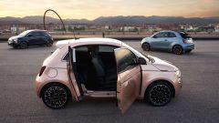 Fiat 500 e: la versione 3+1