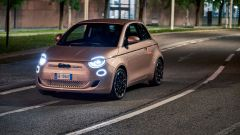 Fiat 500 e: l'auto elettrica più venduta del 2021