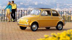 Auto d'epoca, la classifica 2018 delle più richieste. In testa Fiat 500