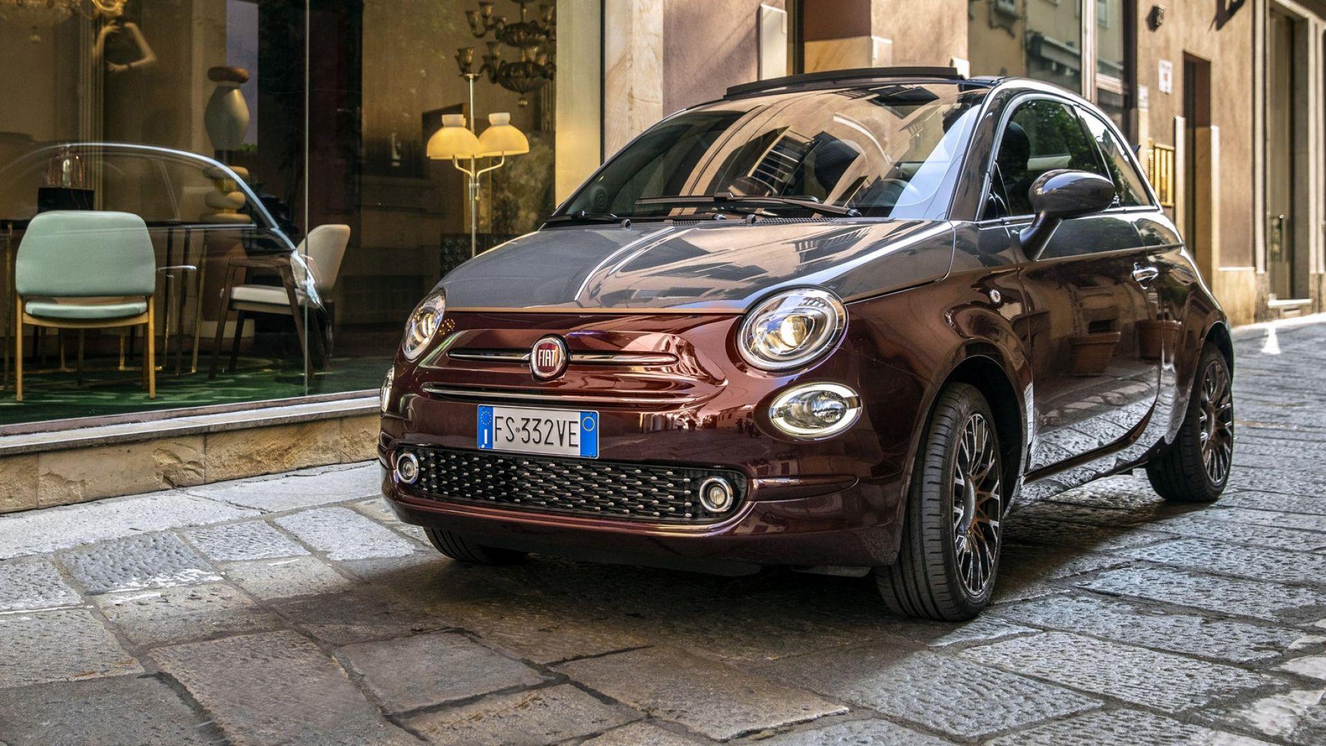 Fiat 500 2019 Configuratore Colore Allestimenti Modelli Motorbox