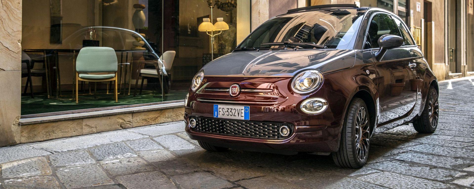 Fiat 500: è record di vendite in Europa nel 2018