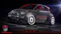 Fiat 500 ed edizioni speciali, ecco gli esemplari più potenti - Immagine: 4