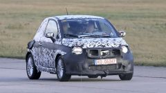 Fiat 500 elettrica 2020: il frontale