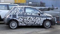 Fiat 500 elettrica 2020: la fiancata