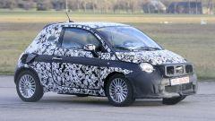 Fiat 500 elettrica 2020: un prototipo camuffato