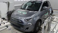 Fiat 500 elettrica, 5 stelle ai test Green NCAP. Ovvero? - Immagine: 2