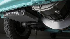Fiat 500 elettrica by Officine Ruggenti: il motore elettrico