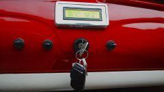 Fiat 500 elettrica by Officine Ruggenti: il nuovo display elettronico si inserisce al posto del posacenere