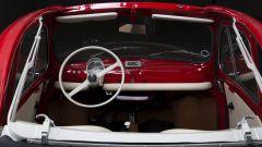 Fiat 500 elettrica by Officine Ruggenti: la plancia è quella della vecchia 500