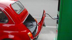 Fiat 500 elettrica by Officine Ruggenti: la ricarica è possibile anche dalle colonnine ad alta potenza