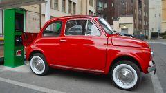Fiat 500 elettrica by Officine Ruggenti: l'autonomia varia da 95 a 150 km secondo la batteria installata