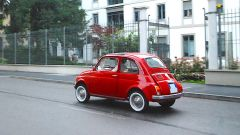Prova Fiat 500 elettrica by Officine Ruggenti - Immagine: 1