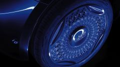 Fiat 500 elettrica in versione one off by Kartell: i cerchi