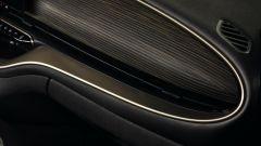 Fiat 500 elettrica one off by Giorgio Armani - particolare della plancia