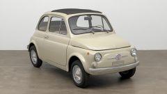 Fiat 500 F è un'opera d'arte. Lo dice il MoMA di New York - Immagine: 4