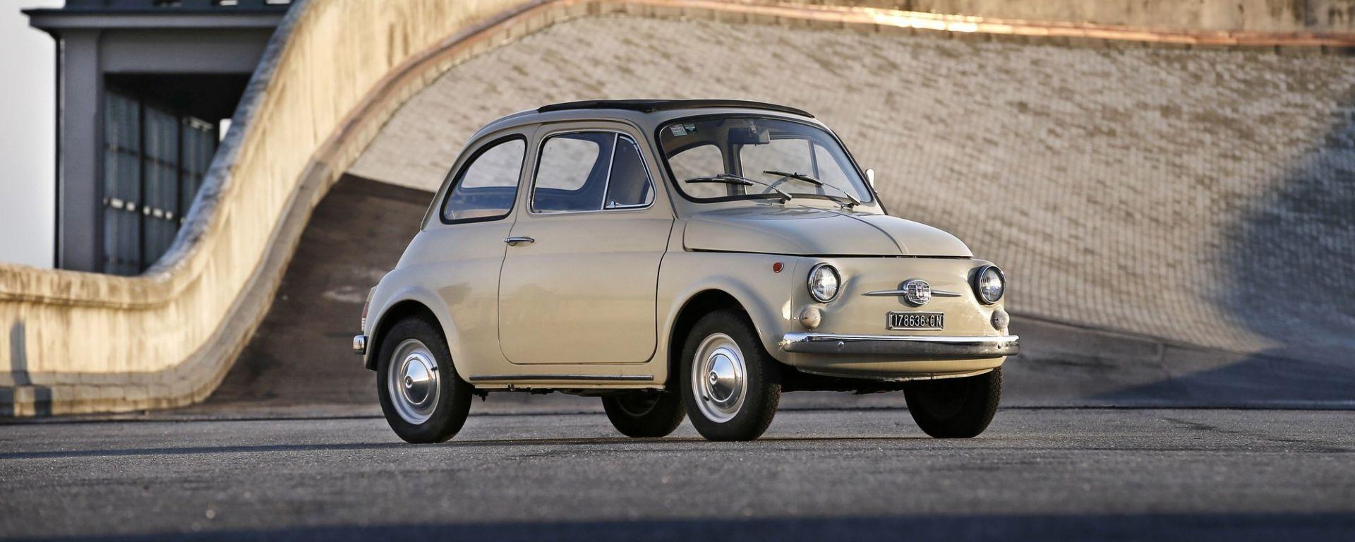 Fiat 500 F è un'opera d'arte. Lo dice il MoMA di New York