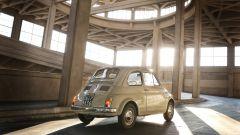 Fiat 500 F è un'opera d'arte. Lo dice il MoMA di New York - Immagine: 2