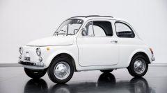Fiat 500 F è un'opera d'arte. Lo dice il MoMA di New York - Immagine: 5