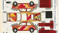 Fiat 500: la genesi di un mito - Immagine: 2