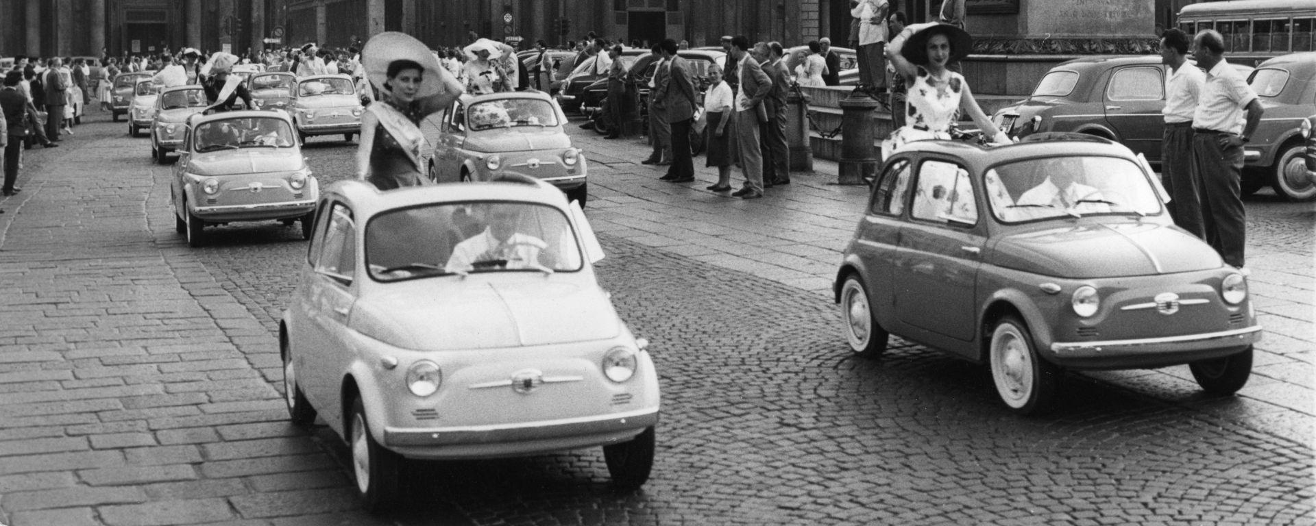 Fiat 500: la genesi di un mito