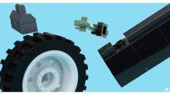 Fiat 500: facciamola in mille pezzi... di Lego - Immagine: 5
