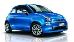 Fiat 500 Mirror, prezzi da 15.350 euro