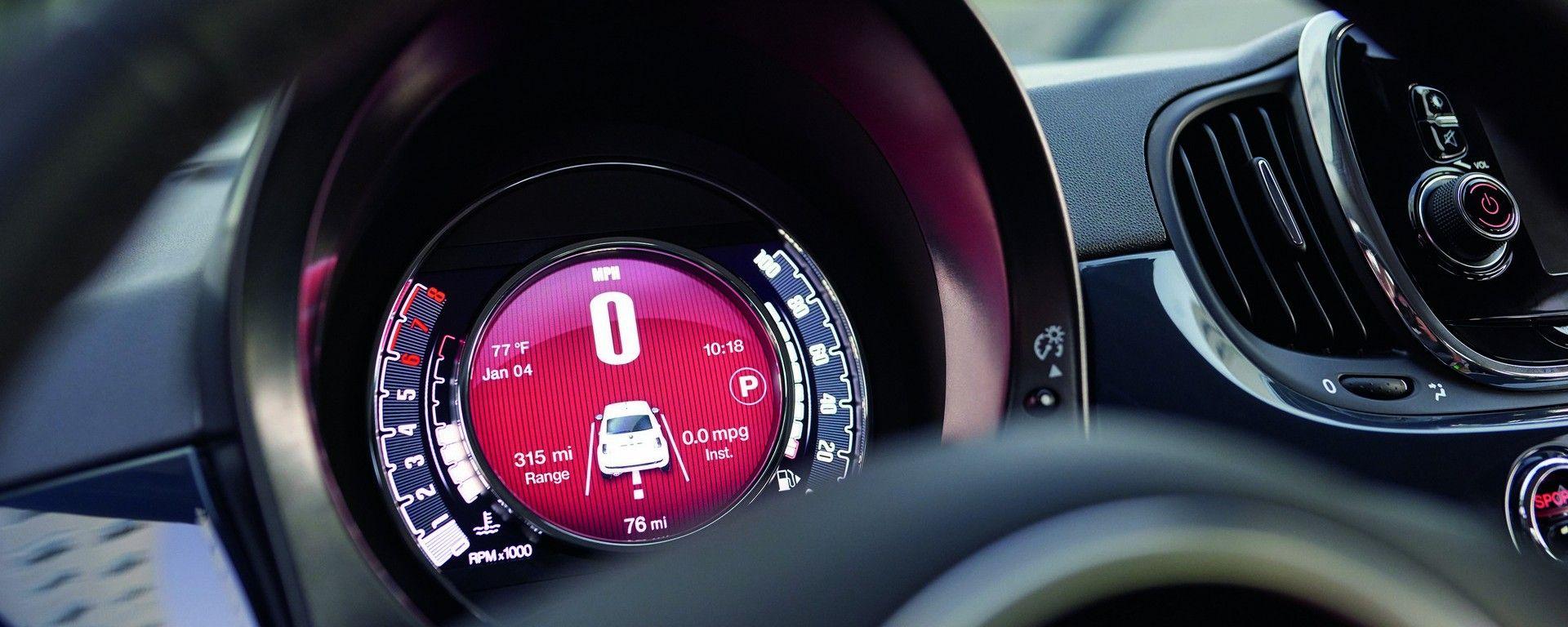 Fiat 500: è restyling in USA, nel 2019 tutta nuova