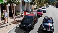 Fiat 500: è restyling in USA, nel 2019 tutta nuova - Immagine: 16