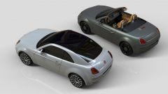 Fiat 500 Spider e Coupé, ecco che aspetto avrebbero - Immagine: 3