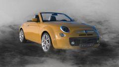 Fiat 500 Spider e Coupé, ecco che aspetto avrebbero - Immagine: 4