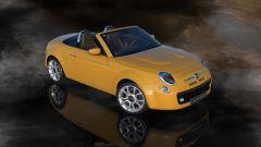 Fiat 500 Spider e Coupé, ecco che aspetto avrebbero - Immagine: 6