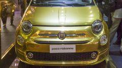 Fiat 500 Paco Rabanne by Garage Italia Customs, il frontale